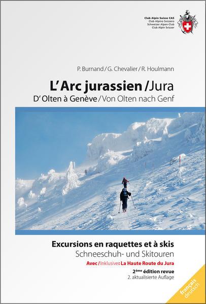 L'Arc jurassien / Jura - Coverbild