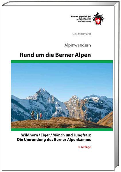 Rund um die Berner Alpen - Coverbild