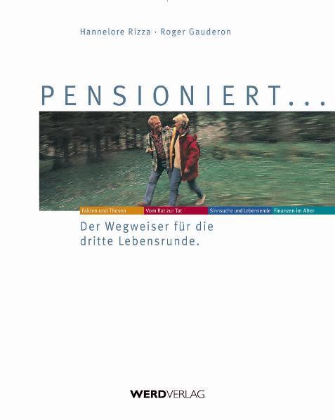 Pensioniert ... - Coverbild