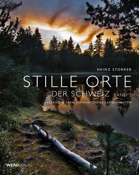 Stille Orte der Schweiz Band 2 - Coverbild