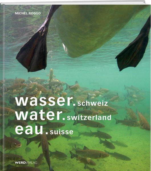 wasser.schweiz / water.switzerland / eau.suisse - Coverbild