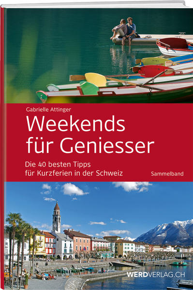 Weekends für Geniesser - Sammelband - Coverbild
