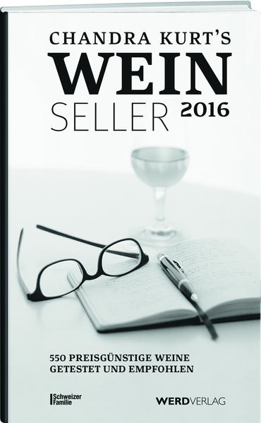 Chandra Kurt`s Weinseller 2016 - Coverbild