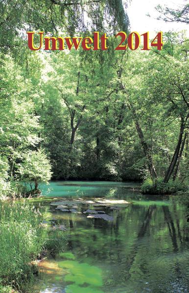 Umwelt 2014 - Coverbild