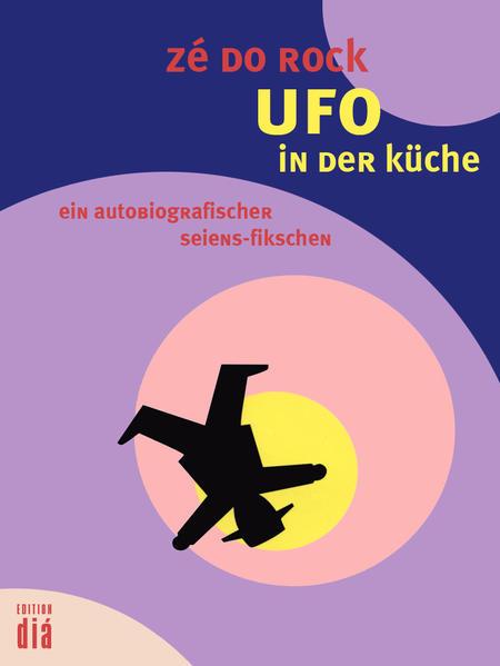 Ufo in der küche - Coverbild