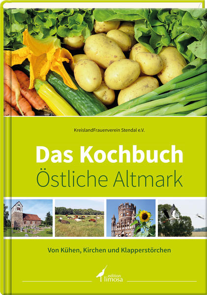 Das Kochbuch Östliche Altmark - Coverbild