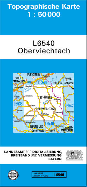 TK50 L6540 Oberviechtach - Coverbild