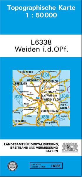 TK50 L6338 Weiden i.d.OPf. - Coverbild