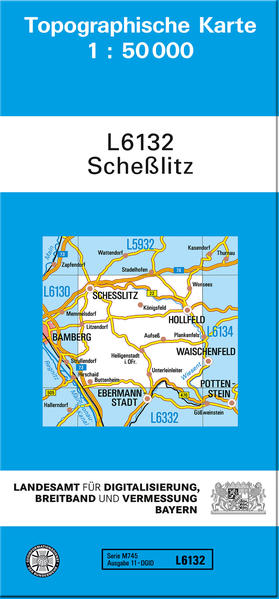 TK50 L6132 Scheßlitz - Coverbild