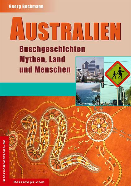 Australien - Buschgeschichten, Mythen, Land und Menschen - Coverbild