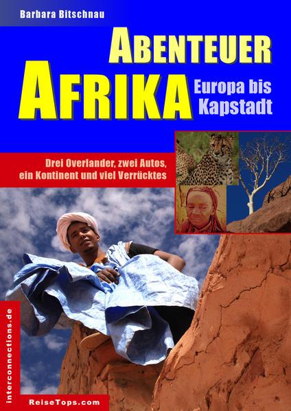 Abenteuer Afrika - Europa bis Kapstadt - Coverbild