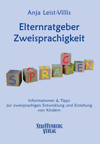 Elternratgeber Zweisprachigkeit - Coverbild