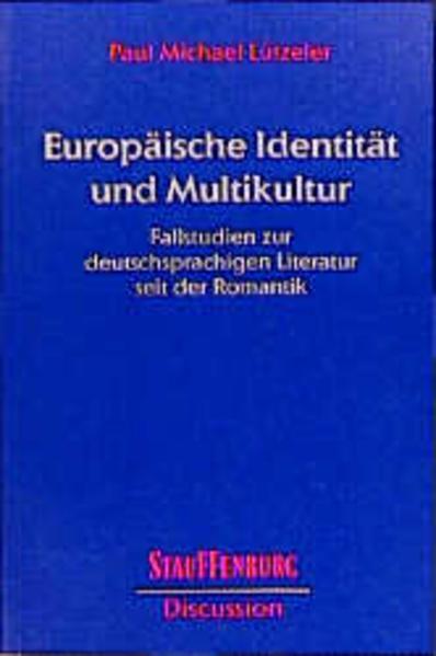 Europäische Identität und Multikultur - Coverbild