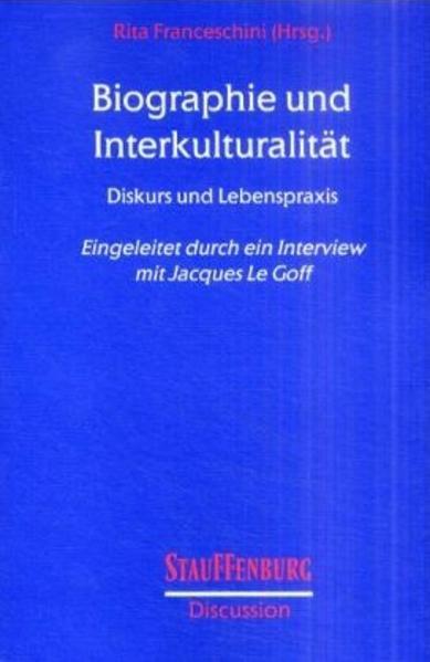 Biographie und Interkulturalität - Coverbild
