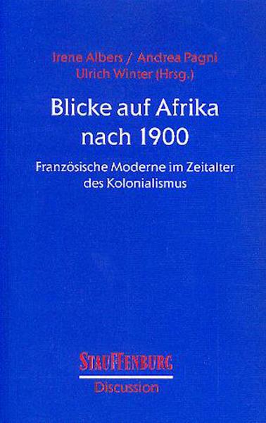 Blicke auf Afrika nach 1900 - Coverbild