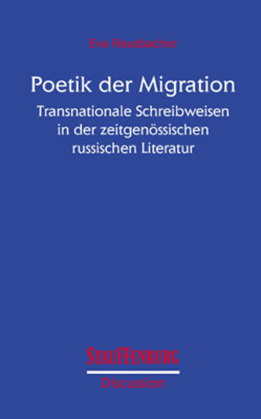 Poetik der Migration - Coverbild