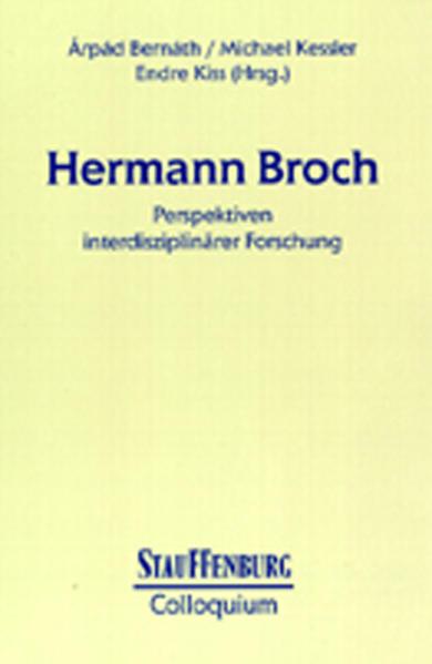 Hermann Broch - Coverbild