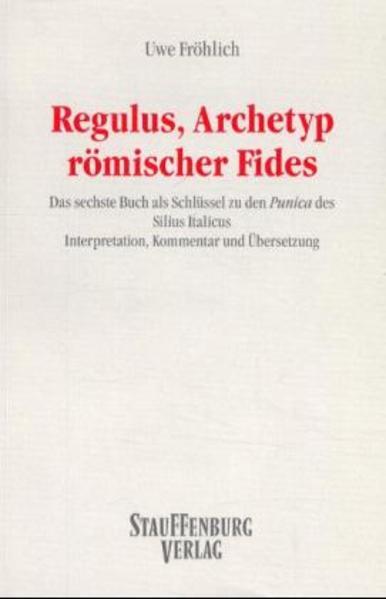 Regulus, Archetyp römischer Fides - Coverbild