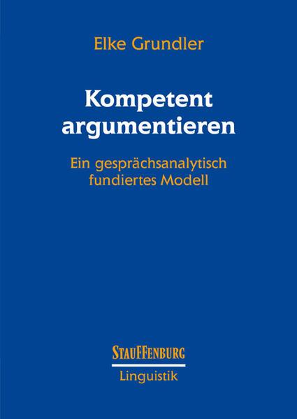 Kompetent argumentieren - Coverbild