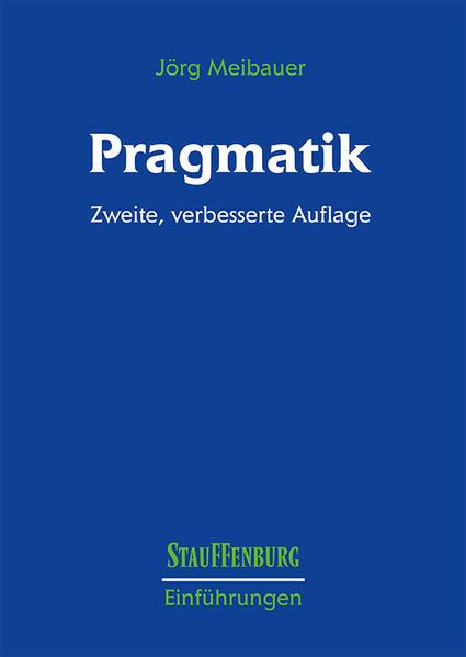 Pragmatik - Coverbild