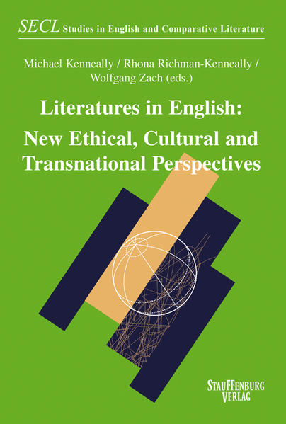 Literatures in English: New Ethical, Cultural and Transnational Perspectives - Coverbild