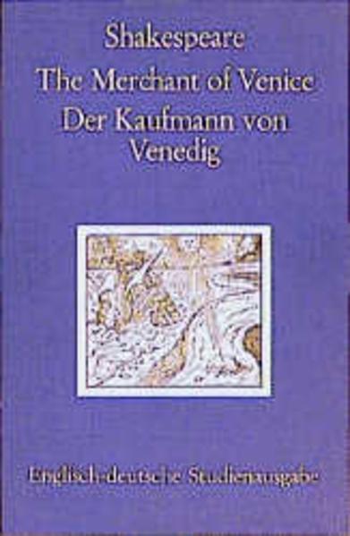 The Merchant of Venice / Der Kaufmann von Venedig - Coverbild