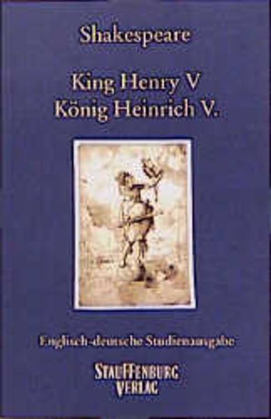 King Henry V / König Heinrich V. - Coverbild