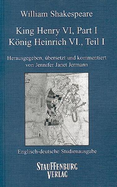 King Henry VI, Part I / König Heinrich VI., Teil I - Coverbild