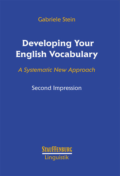 Developing Your English Vocabulary - Coverbild