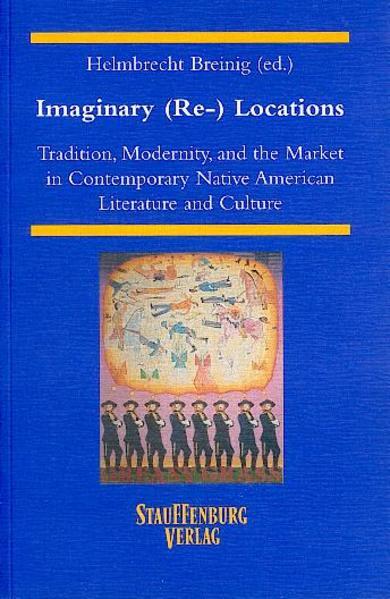 Imaginary (Re-)Locations - Coverbild