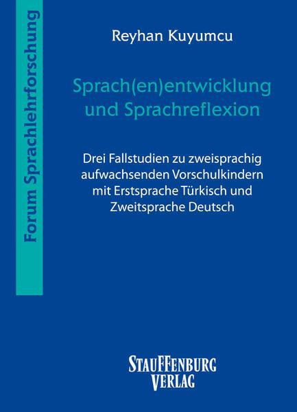 Sprach(en)entwicklung und Sprachreflexion - Coverbild
