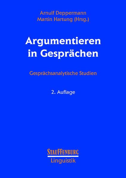 Argumentieren in Gesprächen - Coverbild