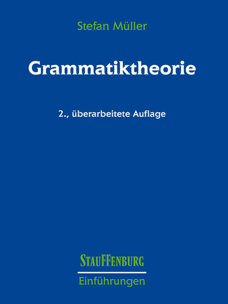 Grammatiktheorie - Coverbild