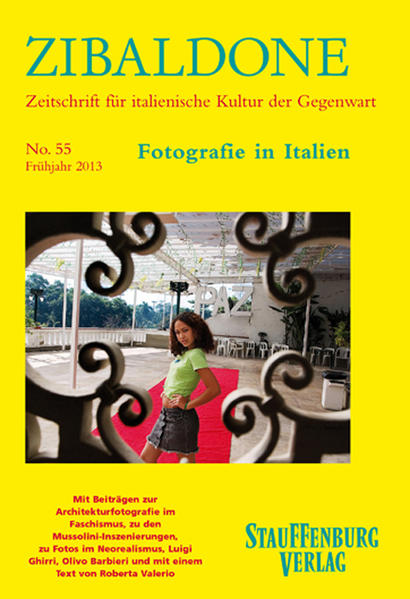 Fotografie in Italien - Coverbild