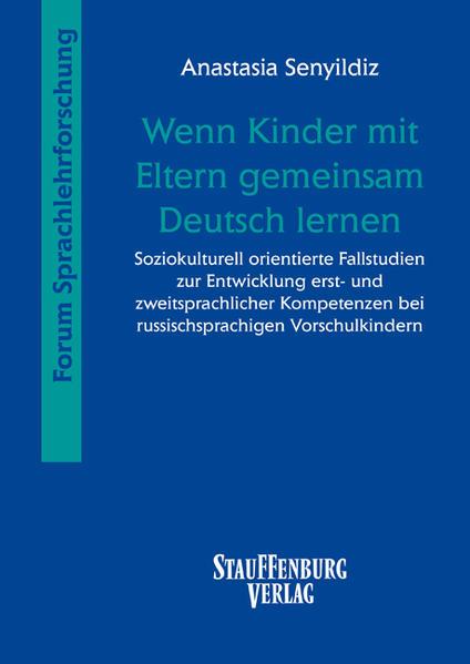 Wenn Kinder mit Eltern gemeinsam Deutsch lernen - Coverbild