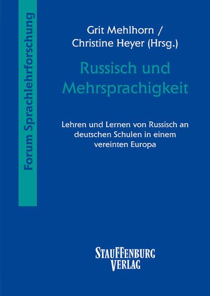 Russisch und Mehrsprachigkeit - Coverbild