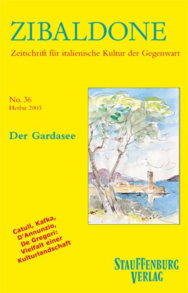 Der Gardasee - Coverbild
