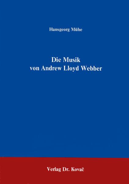 Die Musik von Andrew Lloyd Webber PDF