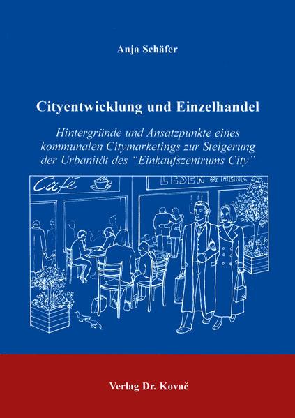 Cityentwicklung und Einzelhandel - Coverbild