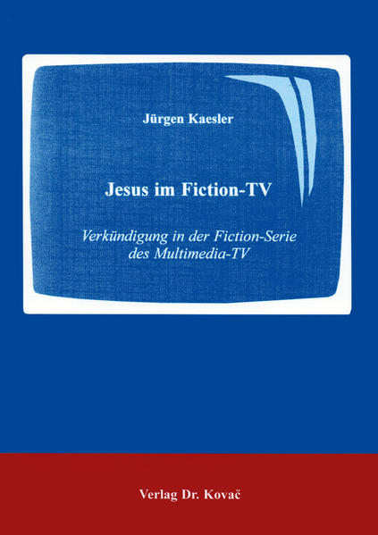 Jesus im Fiction-TV - Coverbild