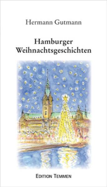 Hamburger Weihnachtsgeschichten - Coverbild