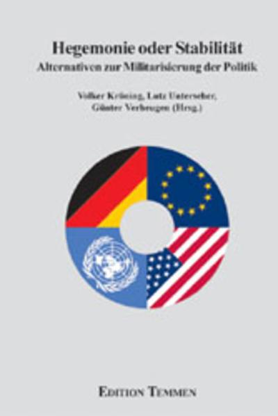 Hegemonie oder Stabilität - Coverbild
