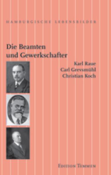 Die Beamten und Gewerkschafter - Coverbild