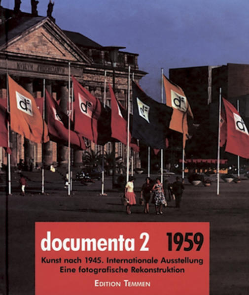 II. documenta '59 - Coverbild