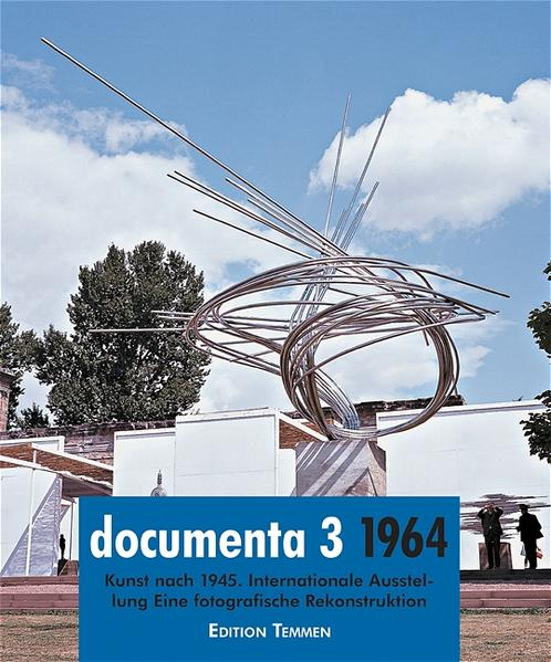 documenta 3  1964 - Coverbild