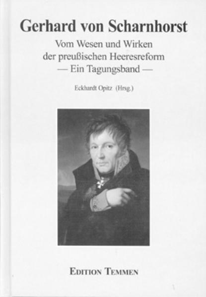 Gerhard von Scharnhorst - Coverbild
