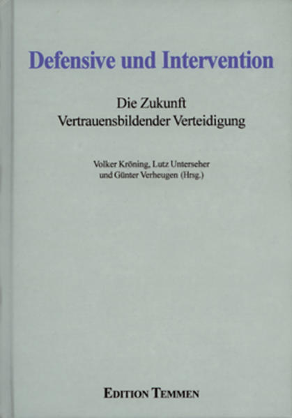 Defensive und Intervention - Coverbild