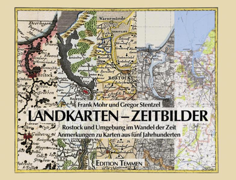Landkarten - Zeitbilder - Coverbild