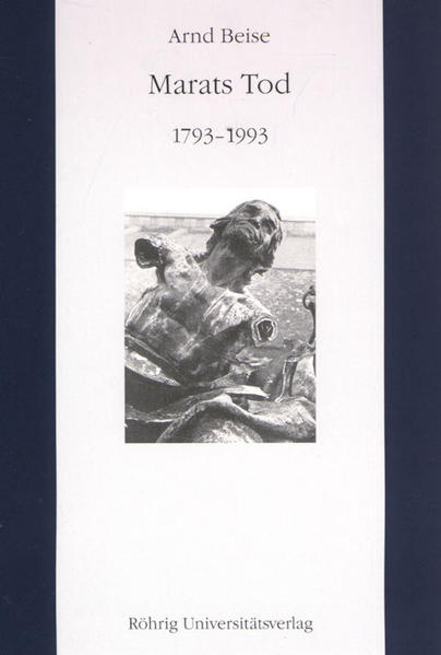 Marats Tod (1793-1993) - Coverbild