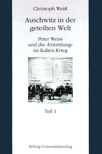 Auschwitz in der geteilten Welt - Coverbild